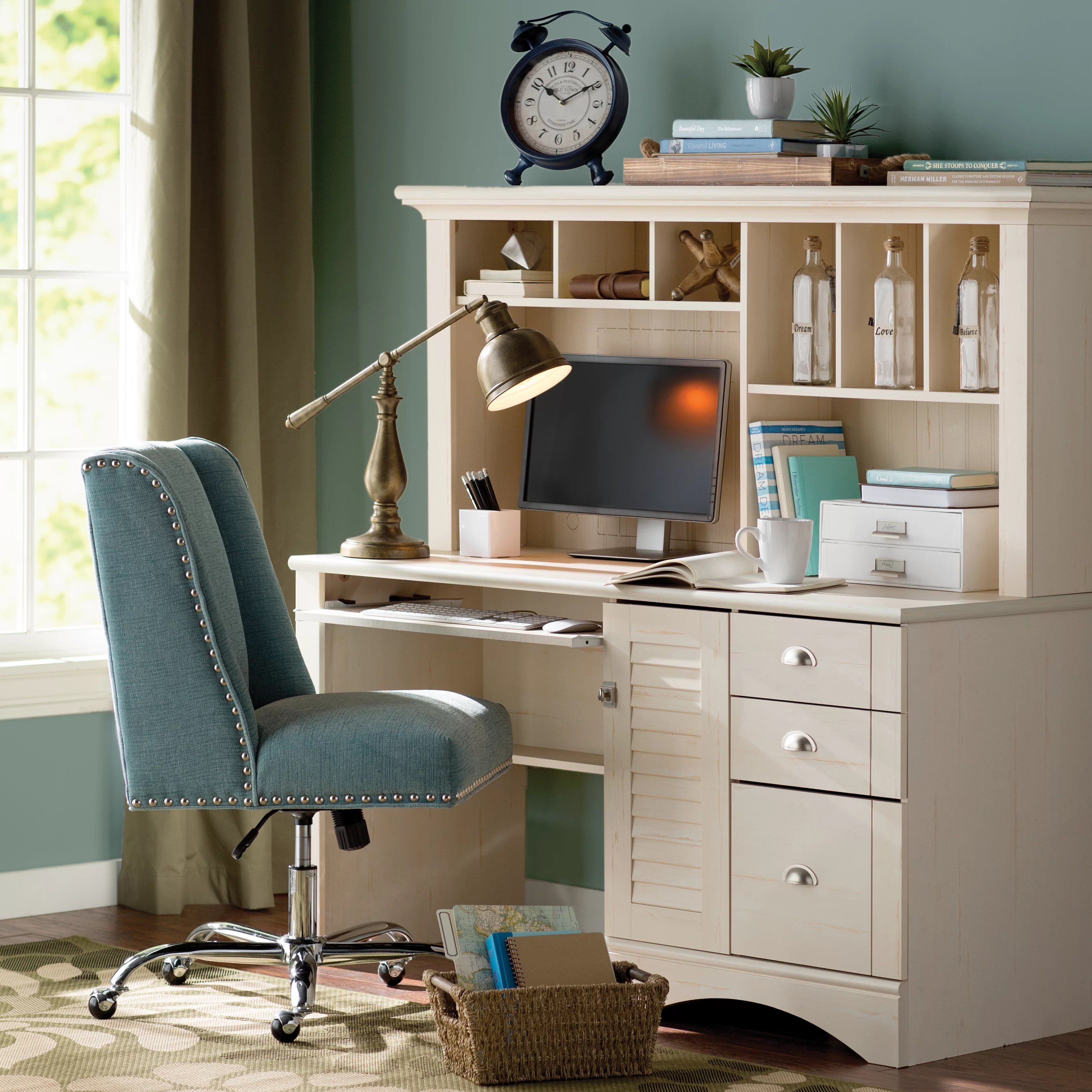 Home Office Partners Desk Wayfair