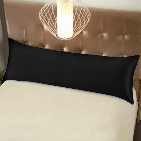 black body pillow case