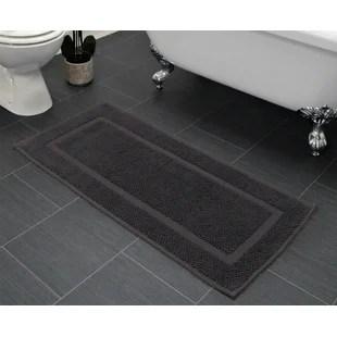 hotel runner bath mat