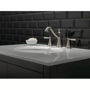 brushed nickel sink faucets you ll love