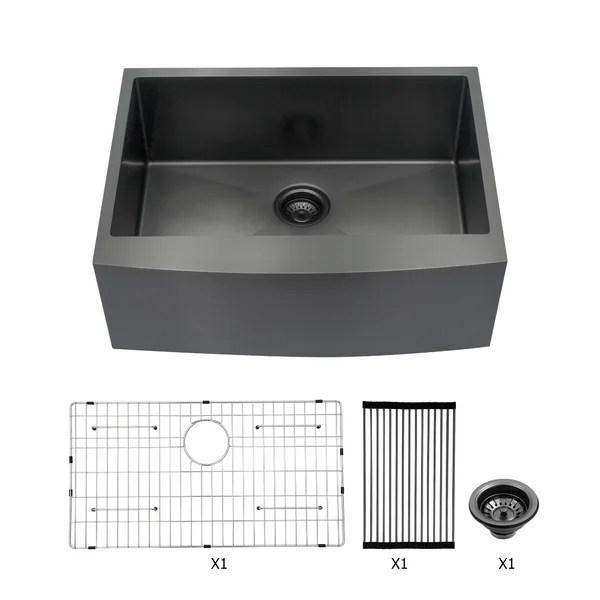 27 inch farmhouse sink
