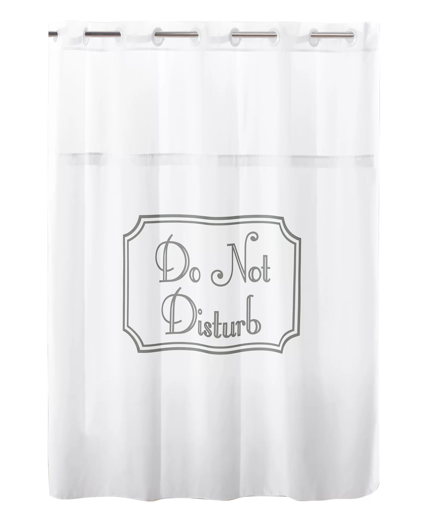 hookless shower curtain bathroom rules no window with liner multi in light gray