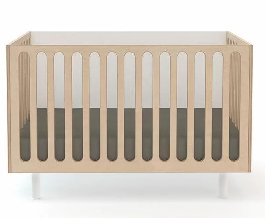 Fawn 2 In 1 Convertible Crib With Mattress
