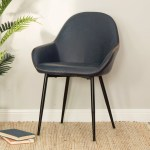 Corrigan Studio Zosia Mid Century Modern Upholstered Dining Chair Reviews Wayfair
