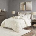 Madison Park Signature Neutral Geometric 8 Piece Comforter Set Reviews Wayfair