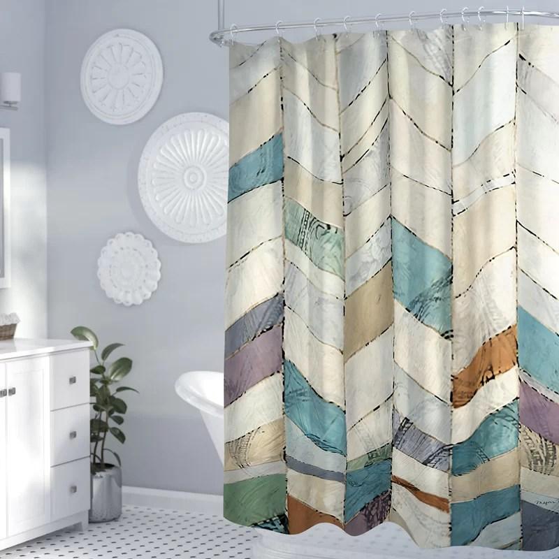gianfilippo ii single shower curtain