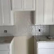 amagansett 4 x 4 straight edge ceramic singular tile