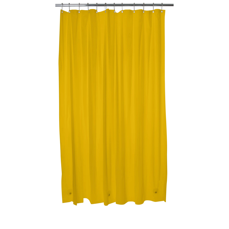 ebern designs aimien solid color shower curtain liner wayfair