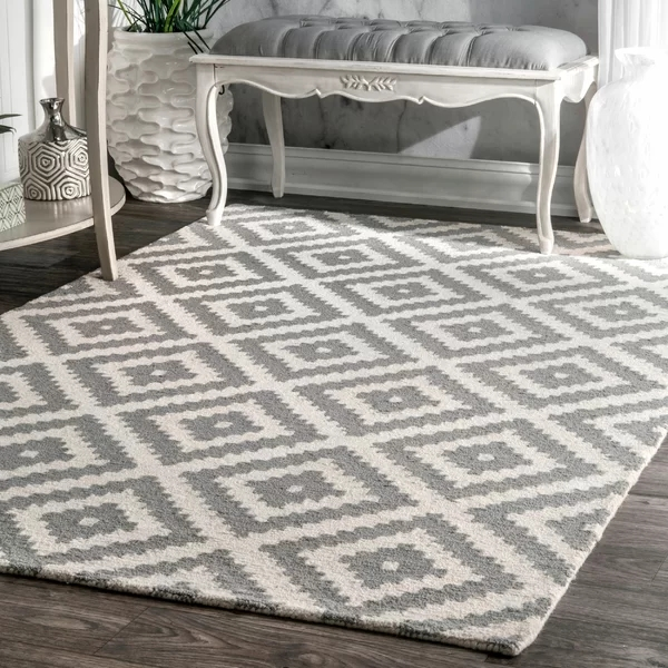 Rugs You Ll Love In 2020 Wayfair | Textured Carpet On Stairs | Floral | Wide Stripe | Short Cut Pile | Stylish | Brown