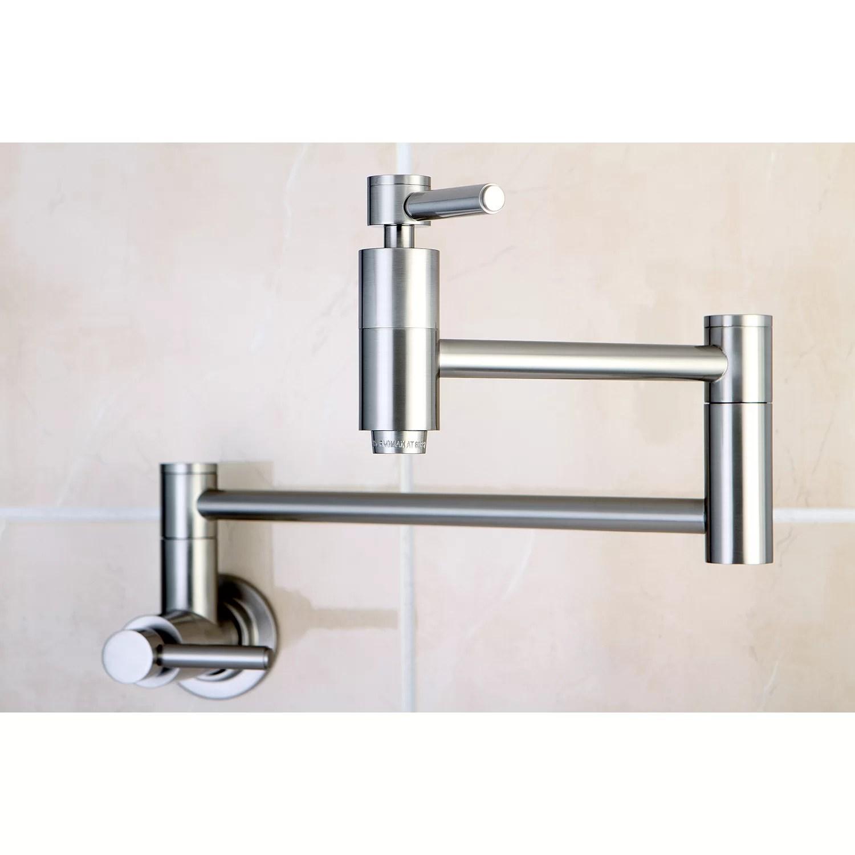 Wall Mounted Kitchen Faucet Wayfair