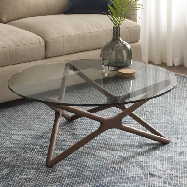 modern contemporary coffee table bases only