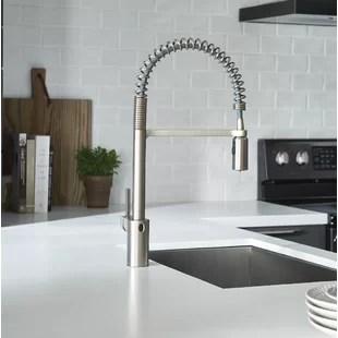 farmhouse rustic kitchen faucets