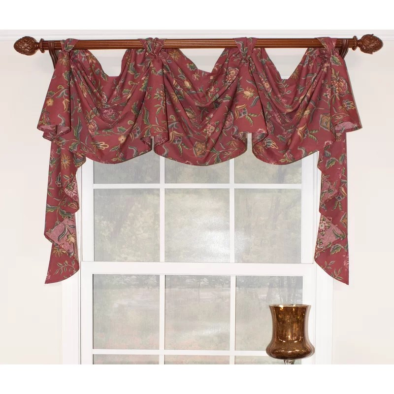 victory norwell 53 curtain valance