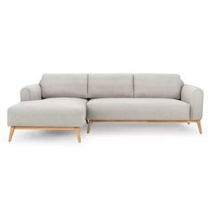 aguila 100 4 wide modular sofa chaise