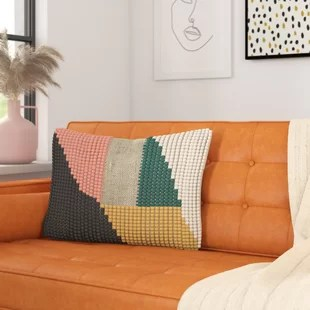 modern 14x20 lumbar throw pillows