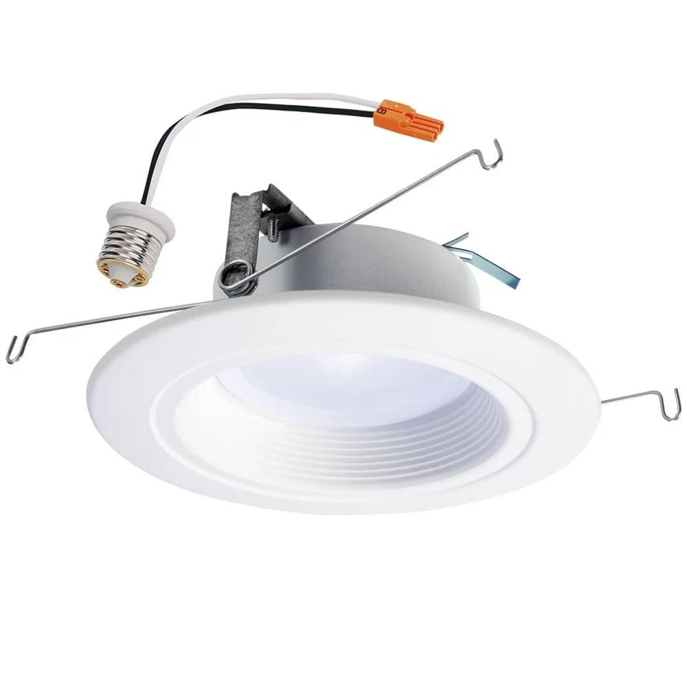 halo home 6 remodel led retrofit recessed lighting kit