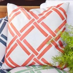 Lutz Outdoor Throw Pillow