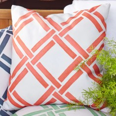 Lutz Outdoor Throw Pillow