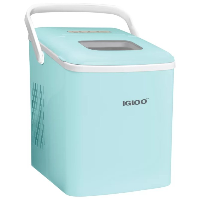 Igloo 26 Pound Automatic Self Cleaning