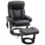Red Barrel Studio Levy 22 Manual Swivel Recliner With Ottoman Reviews Wayfair