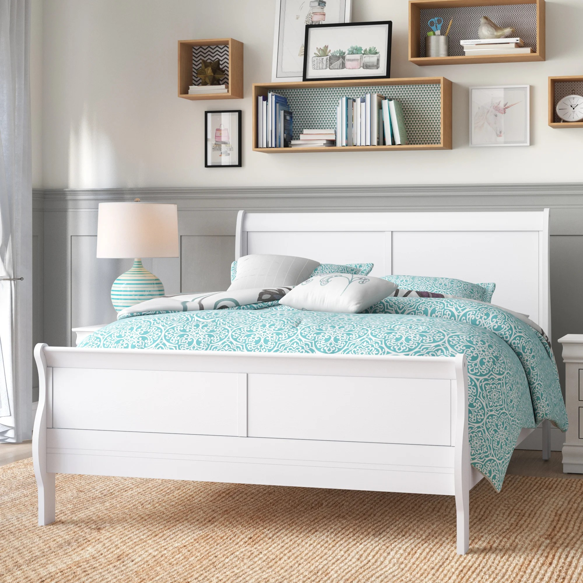 twin white bedroom sets you ll love in
