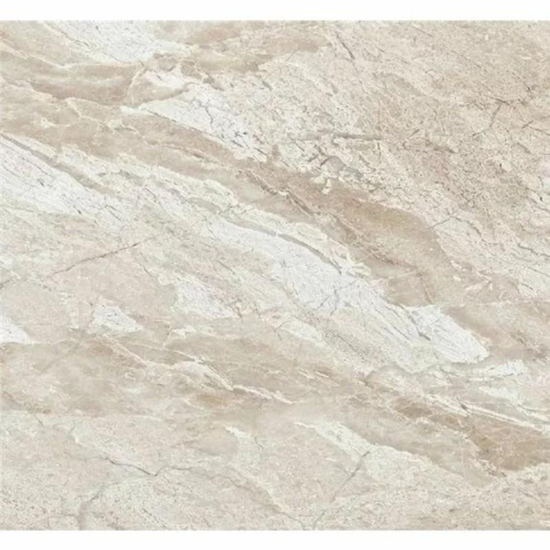 18 x 18 marble look wall floor tile