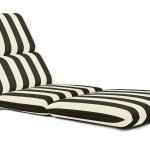Indoor Outdoor Sunbrella Chaise Lounge Cushion Reviews Birch Lane