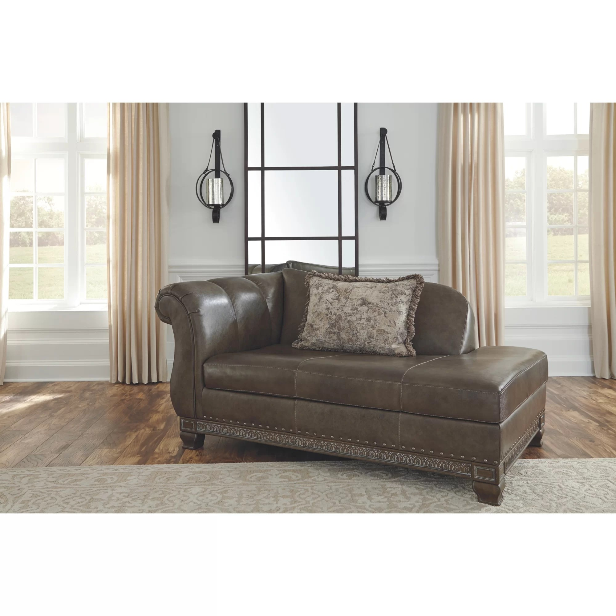 bunnell laf corner chaise lounge