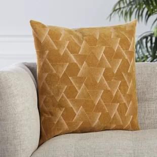 alorie velvet throw pillow cover insert