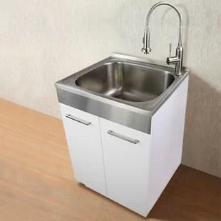 free standing utility sinks free