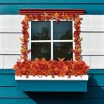 The Holiday Aisle 0 3 Silk Maple Leaf Garland Reviews Wayfair