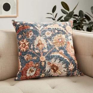 blue pillow covers joss main