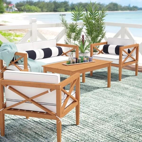 coastal patio furniture joss main