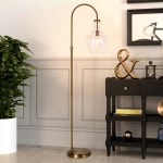 Dayna 70 Arched Floor Lamp Reviews Birch Lane