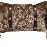 Wooded River Leather Lumbar Pillow Wayfair