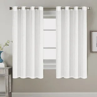 linen white curtains drapes you ll