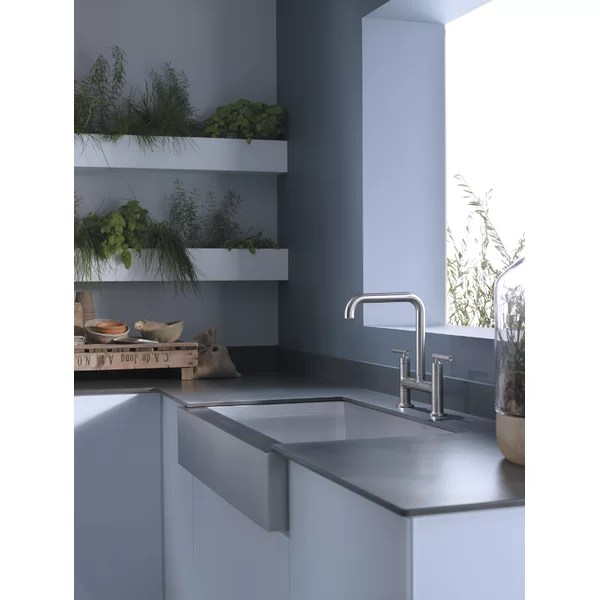 vault 35 5 lx 21 25 w farmhouse kitchen sink