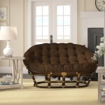 Bay Isle Home Bocanegra Papasan Chair Reviews Wayfair