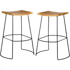 "Coan 30"" Bar Stool (Set of 2)"