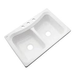 double fiberglass kitchen sinks you ll