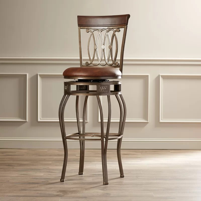 Copenhagen Atherton Swivel Bar Stool