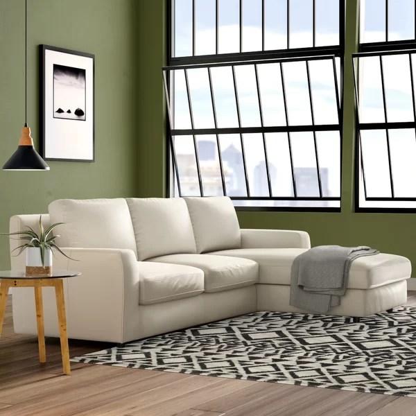 modern contemporary extra deep sectional sofas