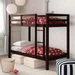 Birch Lane Binne Twin Over Twin Bunk Bed Reviews Wayfair