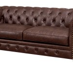 Three Posts Branchville Chesterfield Sofa