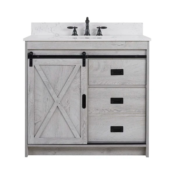 right side sink vanity