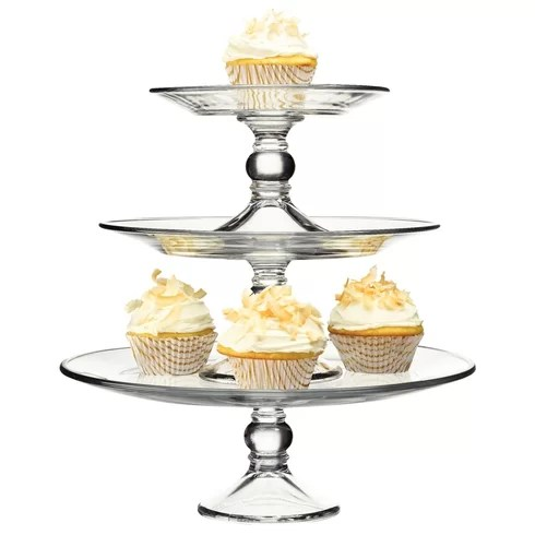 Cake and Tiered Stands