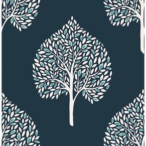 """Grove 33' x 20.5"""" Tree Wallpaper Roll"""
