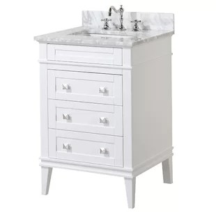 24 inch bathroom vanities you'll love | wayfair.ca