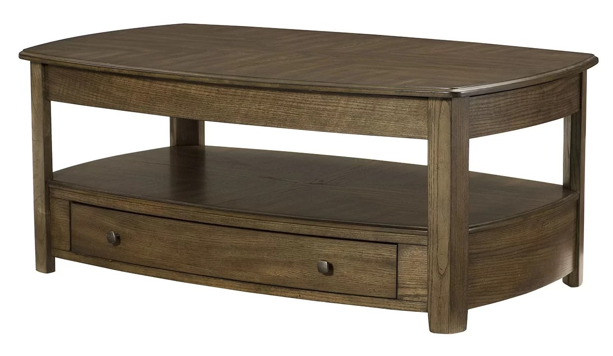hassania lift top coffee table with storage