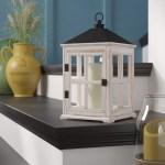 Breakwater Bay Driftwood Wooden Candle Warmer Wood Lantern Reviews